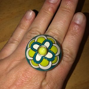 Costume Statement Ring
